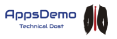 Apps Demo | Technical Dost