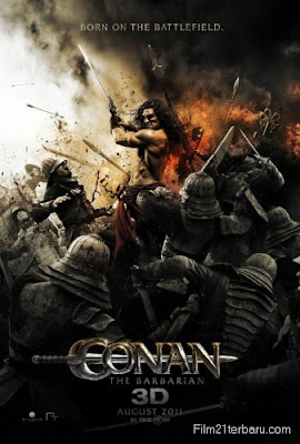 Poster Karakter Conan The Barbarian (2011)