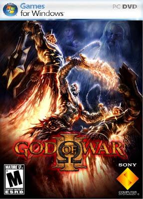 تحميل لعبة god of war 3 pc iso