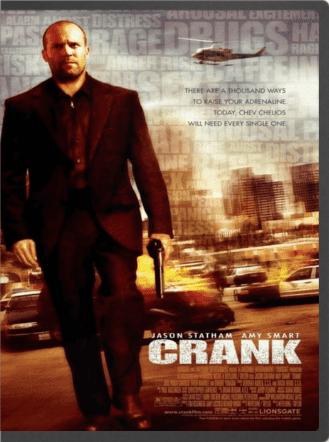 Crank 1 (2006) 720p Dual Castellano – Ingles