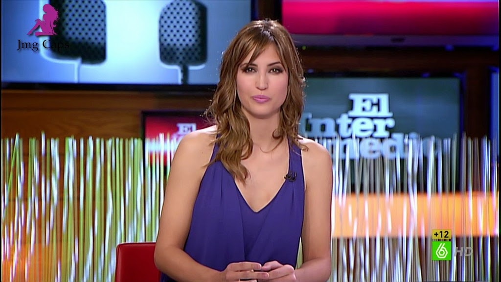 SANDRA SABATES, EL INTERMEDIO (20.03.14)