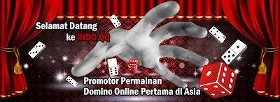 Indoqq Game Domino QQ - Qiu Qiu - Kiu Kiu Online