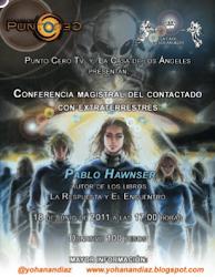 CONF. Pablo Hawnser