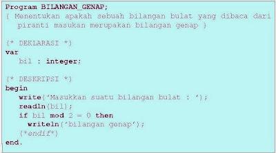 Pemrograman Terstruktur Algoritma dan Pemrograman-04