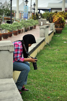 Menurun Ilmu Fotografi