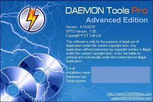 DAEMON Tools Pro_Screenshot-1