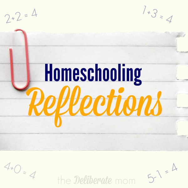 About Homeschooling Challenges and Reflections #homeschool #curriculum