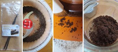 Zubereitung Gemahlene Vanille