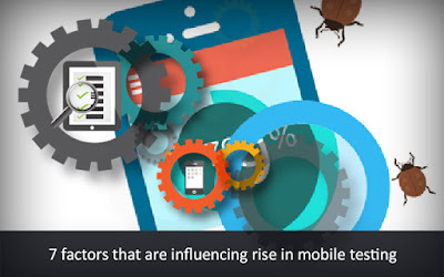 Factors Influencing to Rise in Mobile Testing