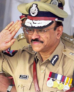 Durga Prasad appointed as DG of CRPF