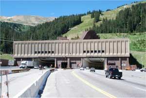 Eisenhower–Johnson Memorial Tunnel