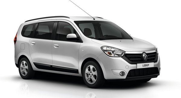 Renault Lodgy 2013 Украина