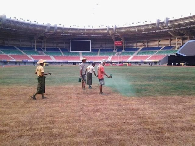 Ini Rahasia Rumput Stadion Dapat Terlihat Indah Dan Hijau Setiap Saat