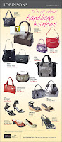 Robinsons Handbags & Shoes Sale
