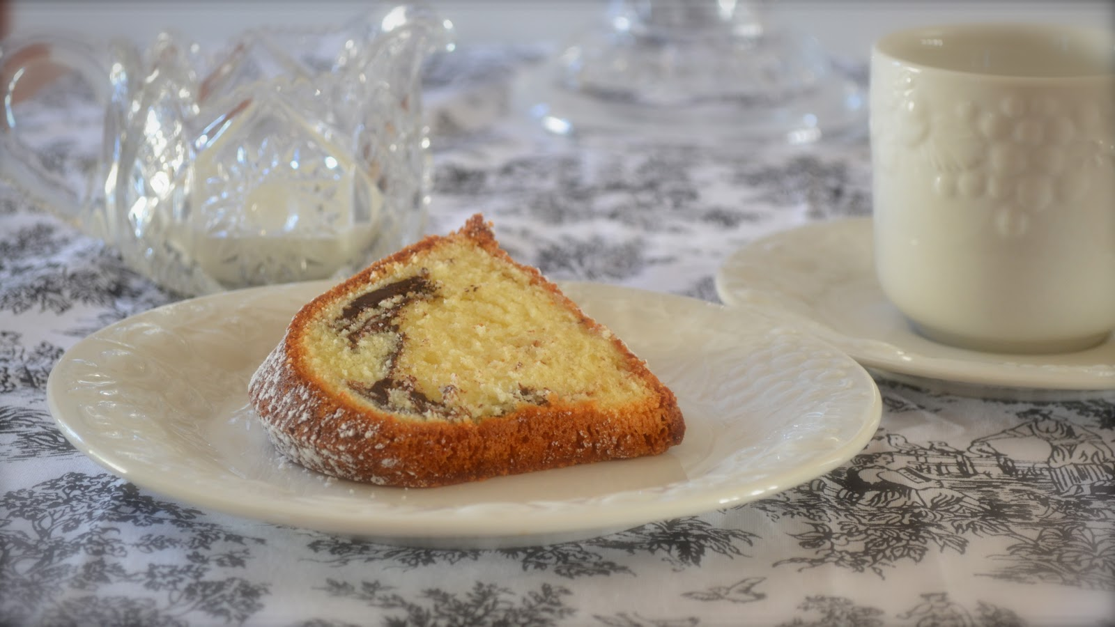 Philadelphia Cream Cheese Chocolate Pound Cake