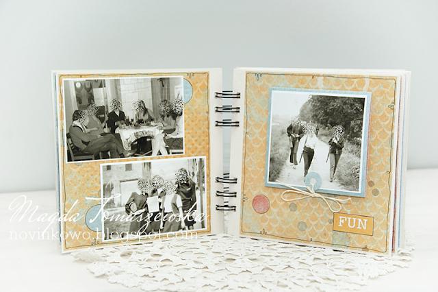 studio75 mini album, album, splash it