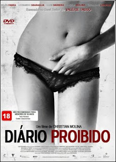 Download - Diário Proibido - DVDRip - AVI Dual Áudio