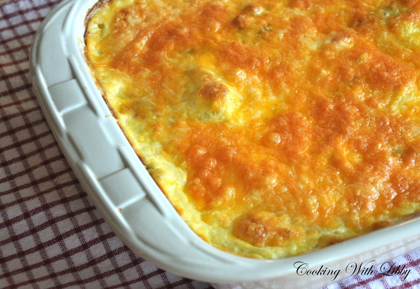 King Ranch Chicken Casserole | Cooking With Libby