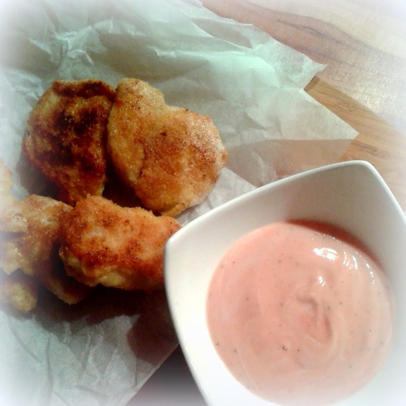 Simi´s Blog: Chicken Nuggets