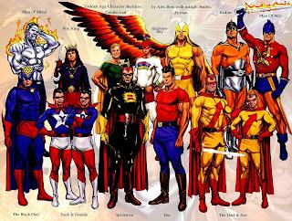 Heroes de la Edad de Oro
