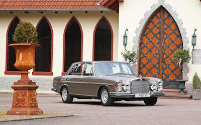 Vath Mercedes Benz 300 SEL