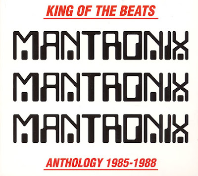 Mantronix – King Of The Beats (Anthology 1985-1988) (2012) (2CD) (FLAC + 320)