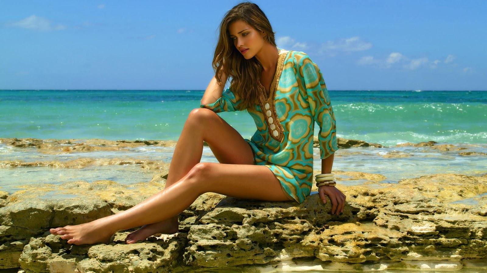 Gallianmachi cute or sexy hot girls the best hq wallpapers - Beach girl wallpaper hd ...
