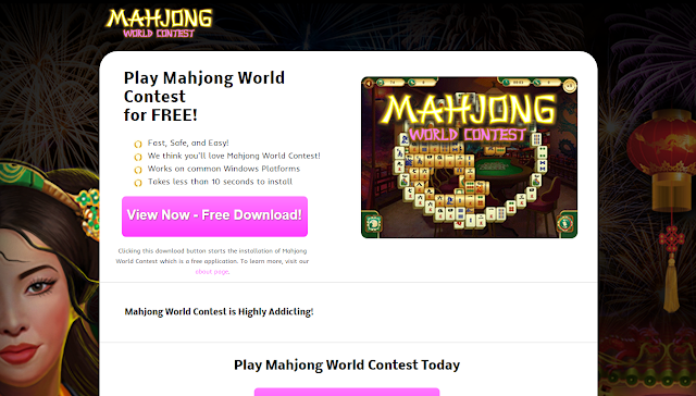 Mahjong World Contest - Virus