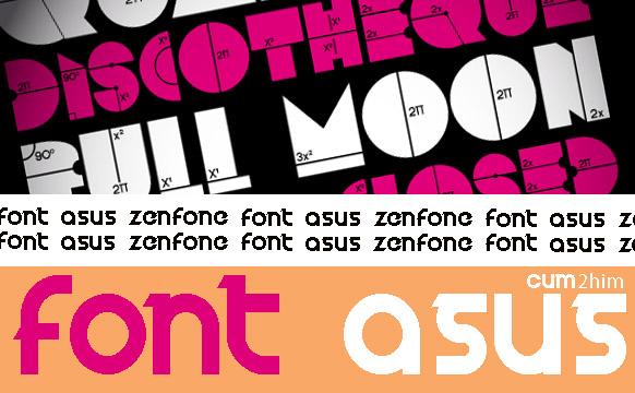 Cara Mengganti Font Asus Zenfone 5 (Tanpa Root) - cum2him™