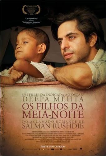 Filme Poster Os Filhos da Meia-Noite DVDRip XviD Dual Audio & RMVB Dublado
