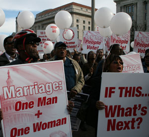 maryland churches against gay marriage