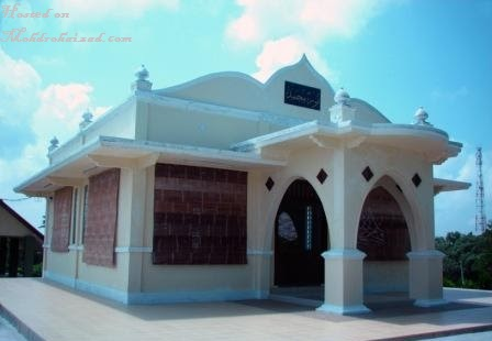 Upacara Hindu Buddha Dalam Surau Masjid