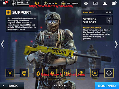 Download Free Game Modern Combat 5: Blackout (All Versions) Unlimited Skill Points,Ammo 100% Working and Tested for IOS and Android