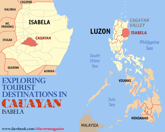 Cauayan Philippines  City pictures : EXPLORING TOURIST DESTINATIONS IN CAUAYAN CITY, ISABELA Discreet ...