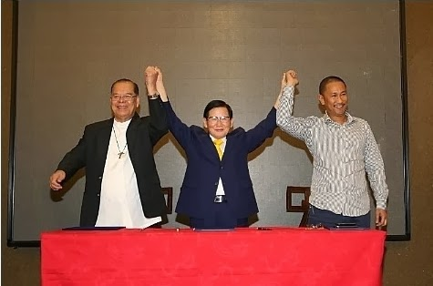 World Peace Mindanao In Philippines Man Hee Lee Peace Advocate