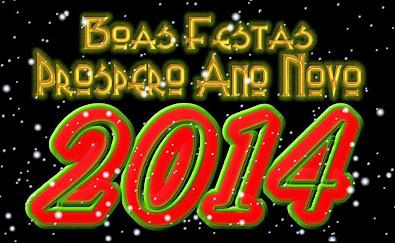 Um Feliz 2014!!