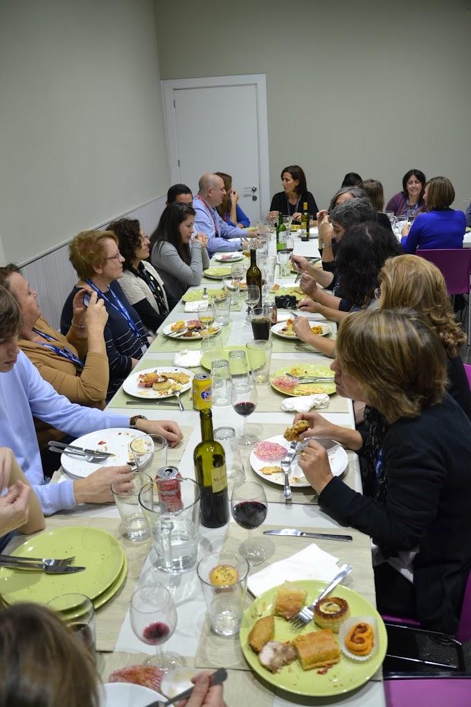 Quedada de bloggers en Madrid, noviembre