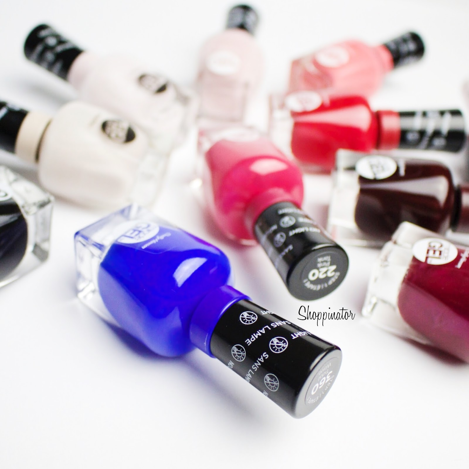 Shoppinator-Sally-Hansen-Gellack-Nagellack-Gelnagellack-Gel-Miracle-Mani-Miracle-Gel-Creme-de-la-Creme-Birthday-Suit-Pinky-Promise-Pretty-Piggy-Pink-Tank-Red-Eye-Mad-Women-Wine-Stock-Tidal-Wave-Blacky-O-Standardsortiment-blau-pink-nude-schwarz-lila-rose-rosa