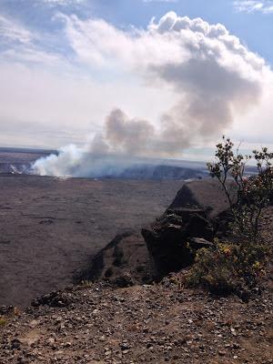Kiluea Crater, The Big Island, Hawaii