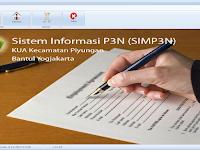 Aplikasi SIMP3N : KUA Tidak Lagi Input Data Catin
