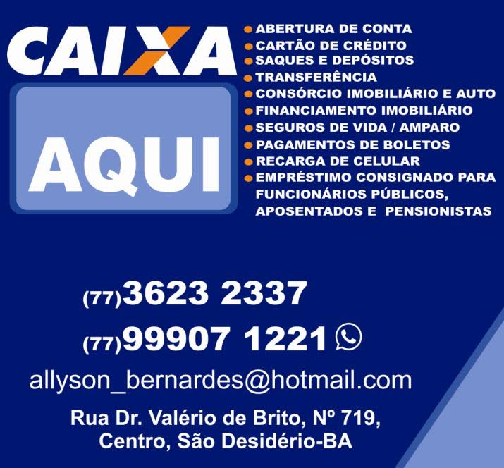 CAIXA AQUI