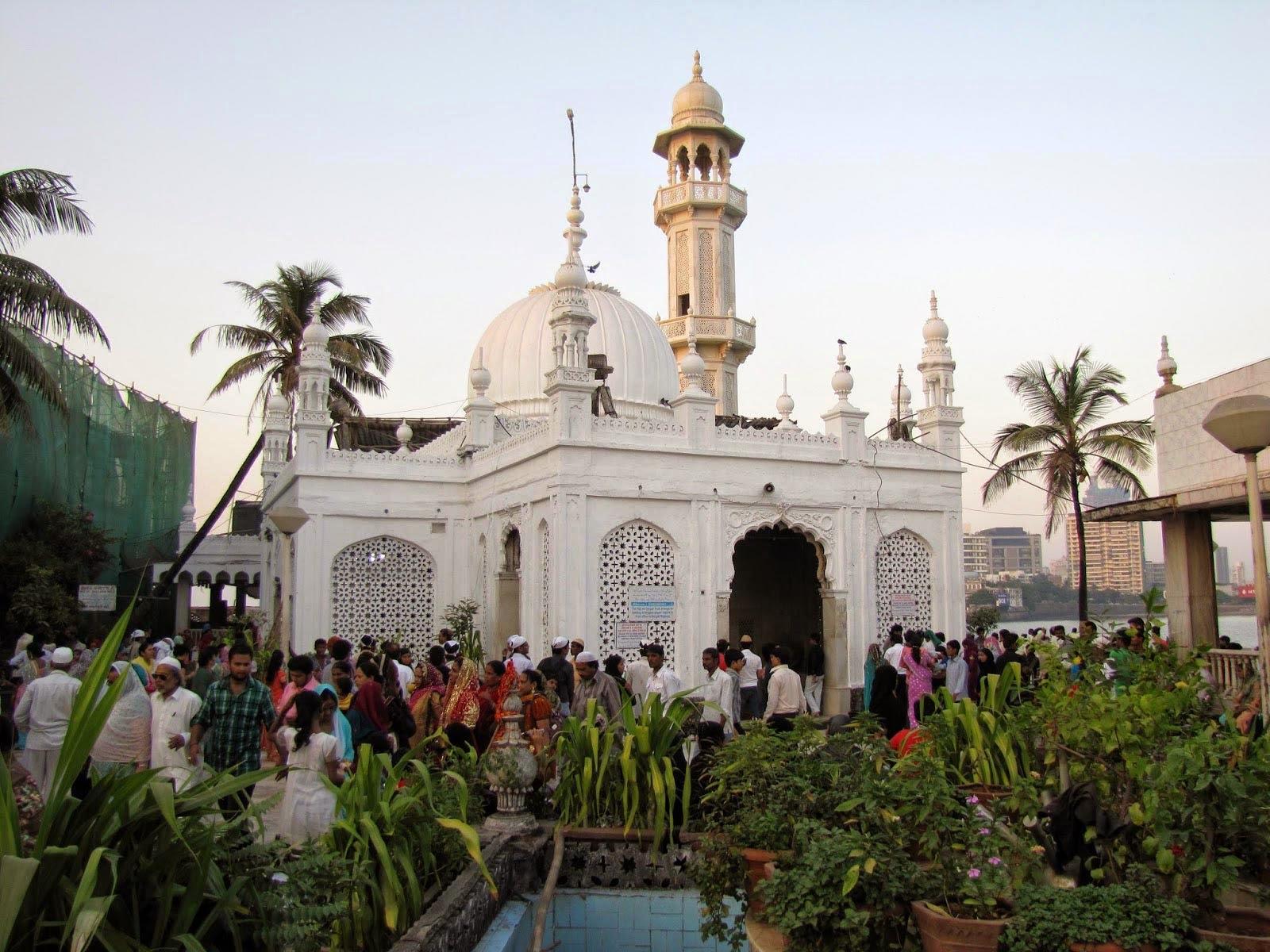Islamic Hd Wallpapers Haji Ali Dargah Sharif Mumbai Walpapers