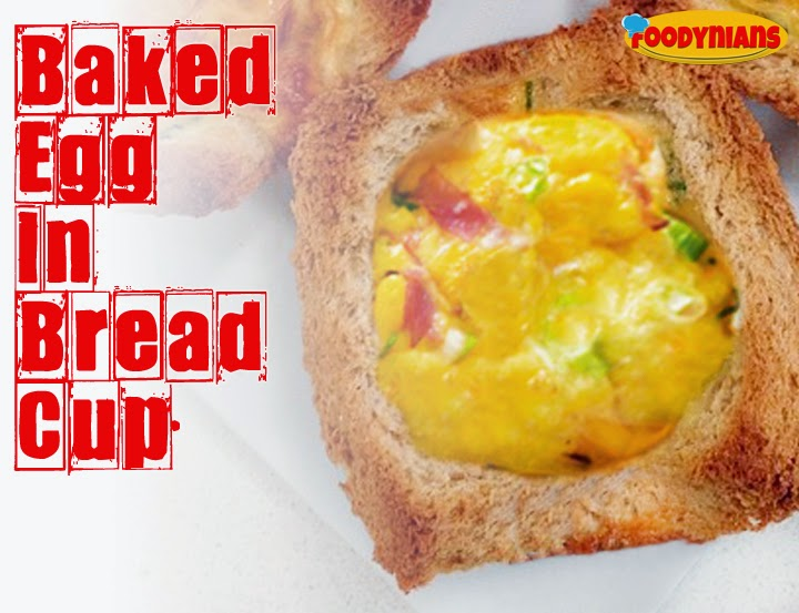 Baked-egg-in-bread-cup