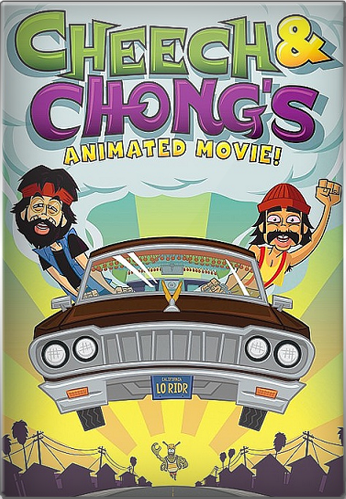 Cheech and Chongs Animated Movie (2013) – Latino Online