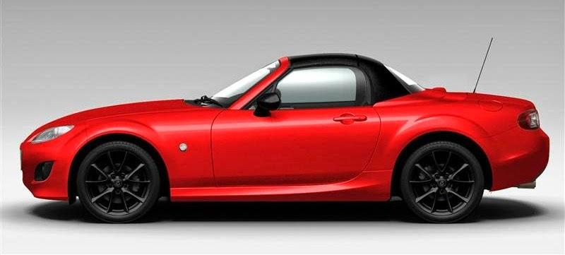 صور سيارة مازدا Mazda MX 5 2012