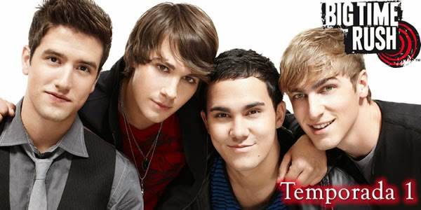 Big Time Rush Temporada 1