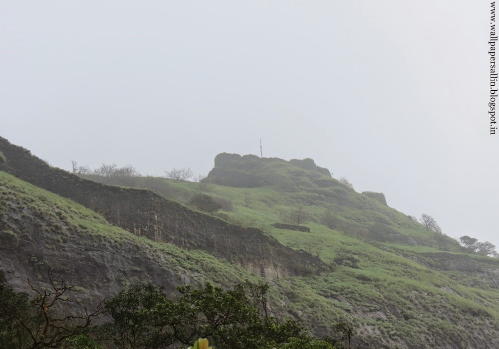 rajmachi fort