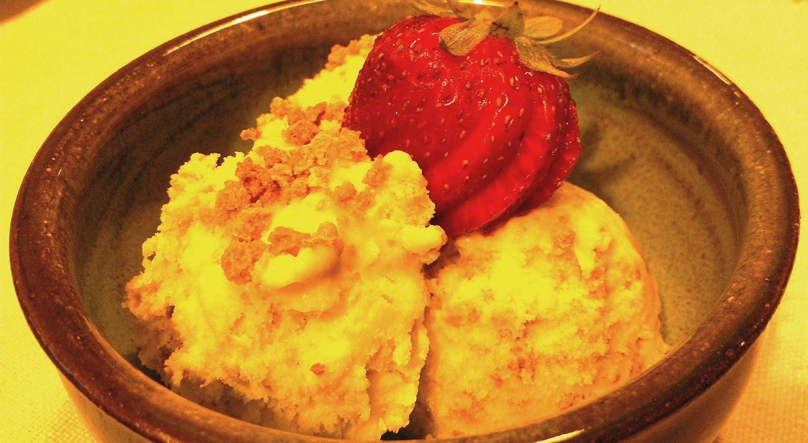 Like Strawberry Wine...: Grape Nut Ice Cream