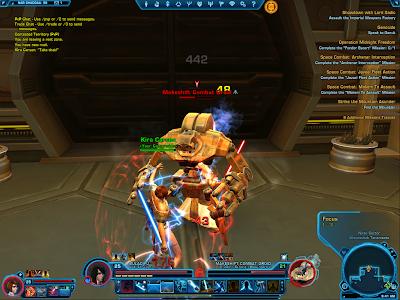 SWTOR - Jedi Knight Focus