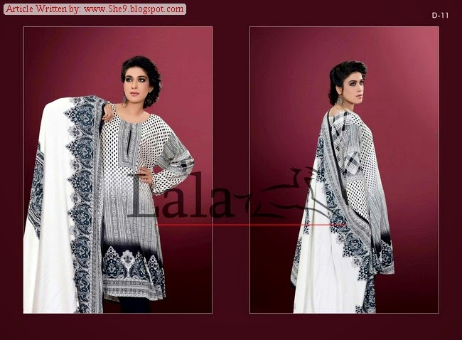 Lala - Turkish Linen Winter-Fall Collection 2014-2015